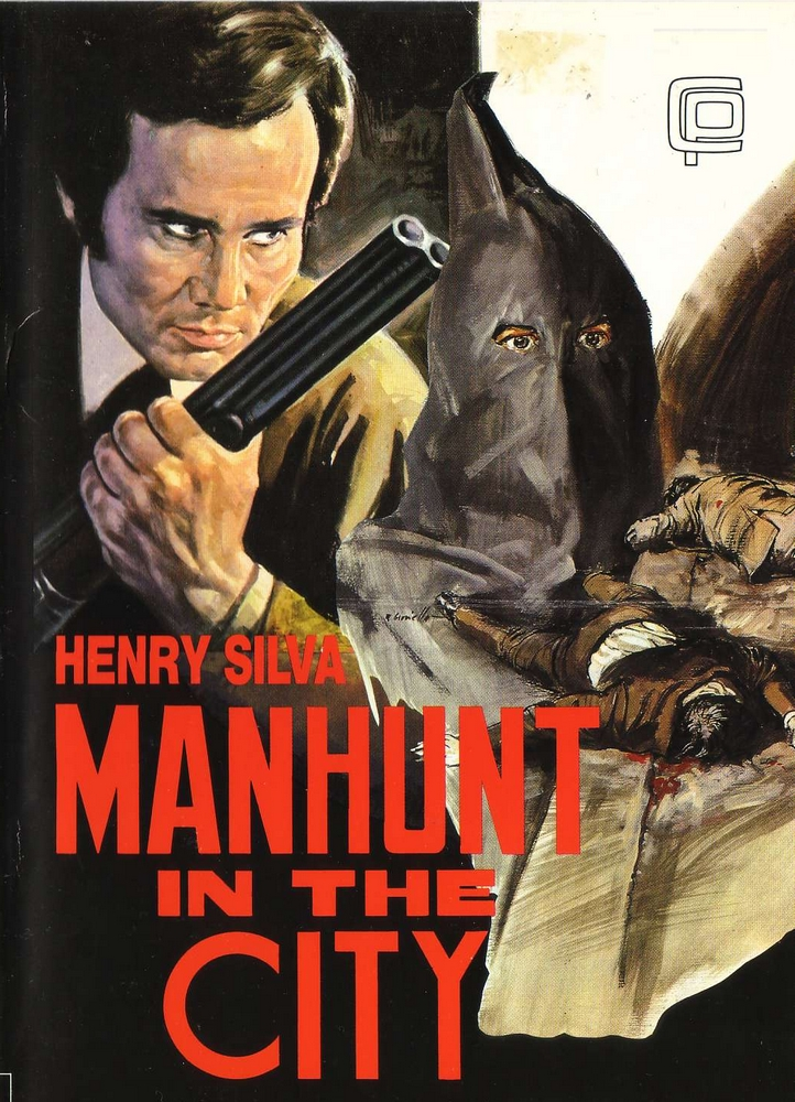 The Manhunt (1975) Dvdrip [1.47gb] Henry Silva
