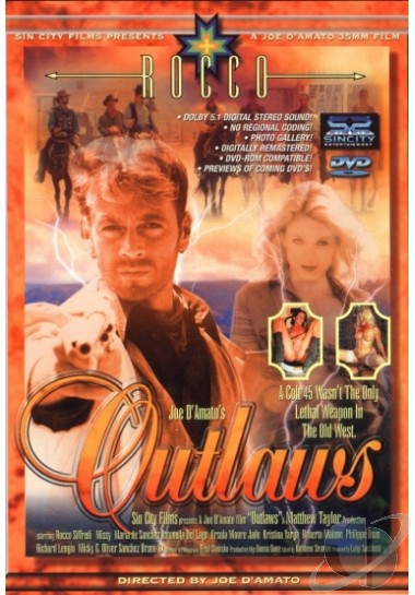 Outlaws 1998 with rocco and director joe d039amato - 3 part 8