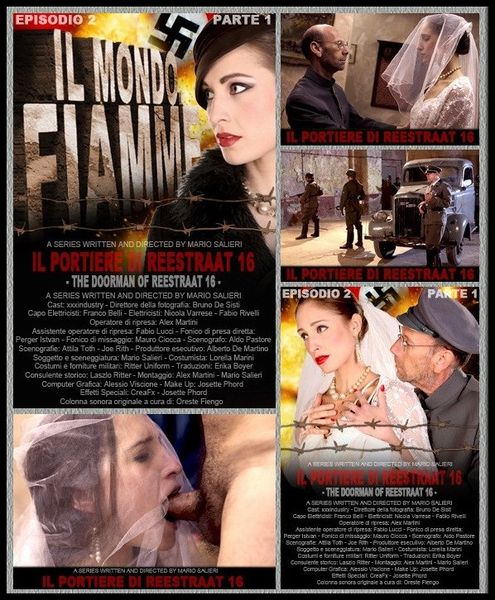 (22.02.2014) IL PORTIERE DI REESTRAAT 16 – PART 1