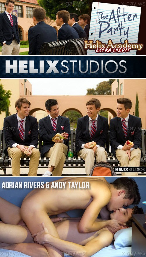 HelixStudios – Adrian Rivers & Andy Taylor