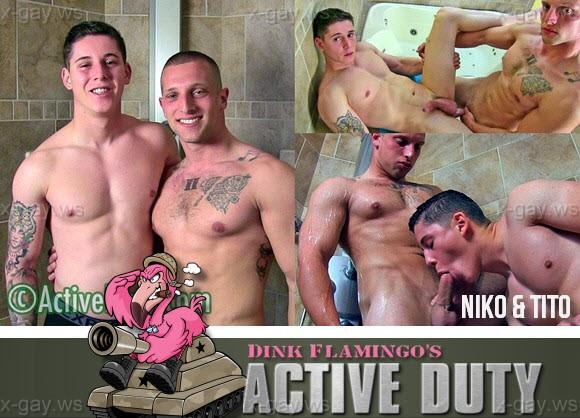 ActiveDuty – Niko & Tito