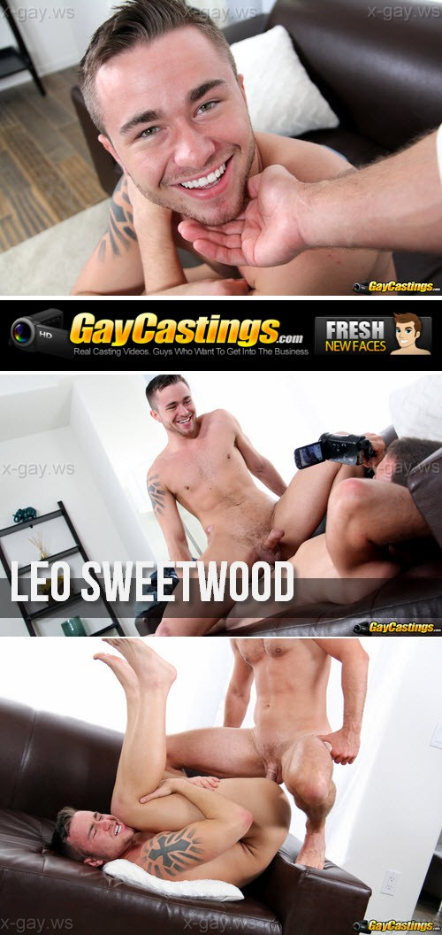 GayCastings – Leo Sweetwood
