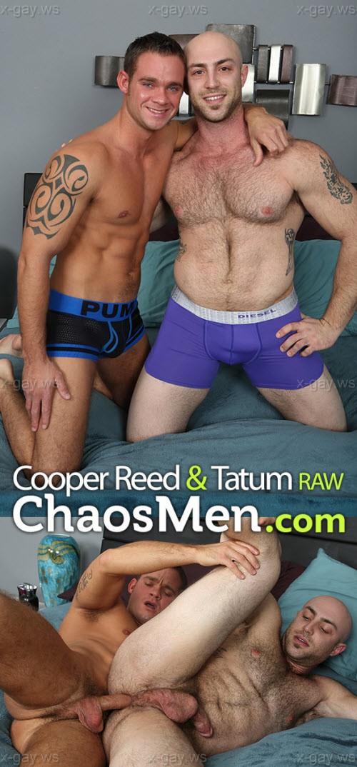 ChaosMen – Cooper Reed & Tatum, RAW