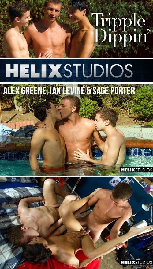 HelixStudios – Alex Greene, Ian Levine & Sage Porter