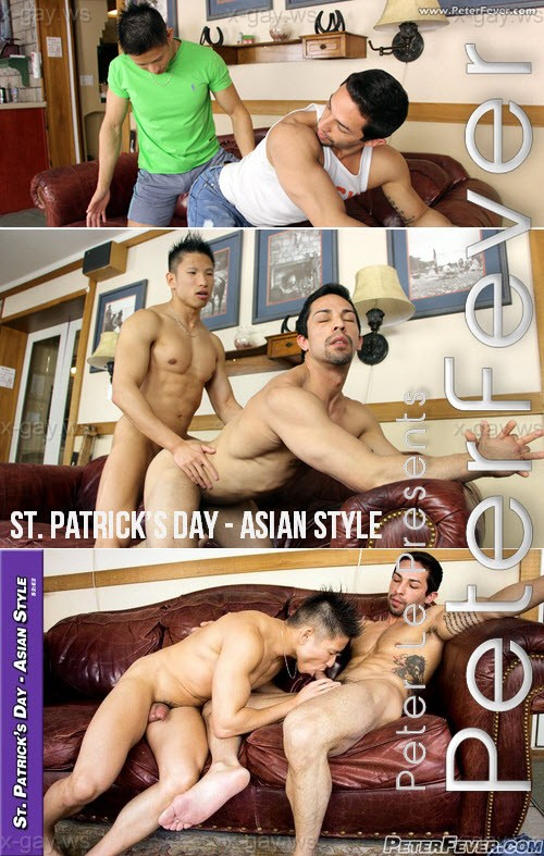 PeterFever – St. Patrick's Day – Asian Style