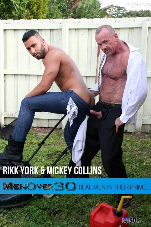MenOver30 – Rikk York & Mickey Collins