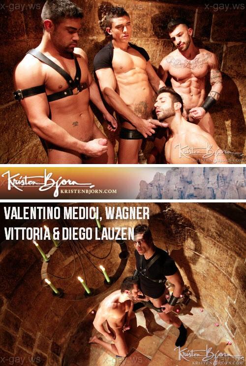 KristenBjorn – Valentino Medici, Wagner Vittoria & Diego Lauzen