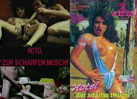 Retro Porno Deutsch - Hotel zur scharfen Muschi