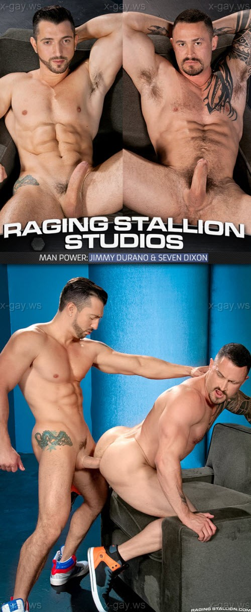 RagingStallion – Jimmy Durano & Seven Dixon