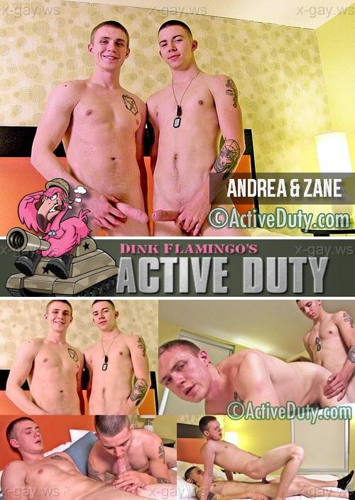 ActiveDuty – Andrea & Zane