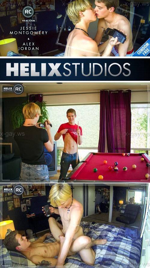 HelixStudios – Jessie Montgomery & Alex Jordan, Bareback