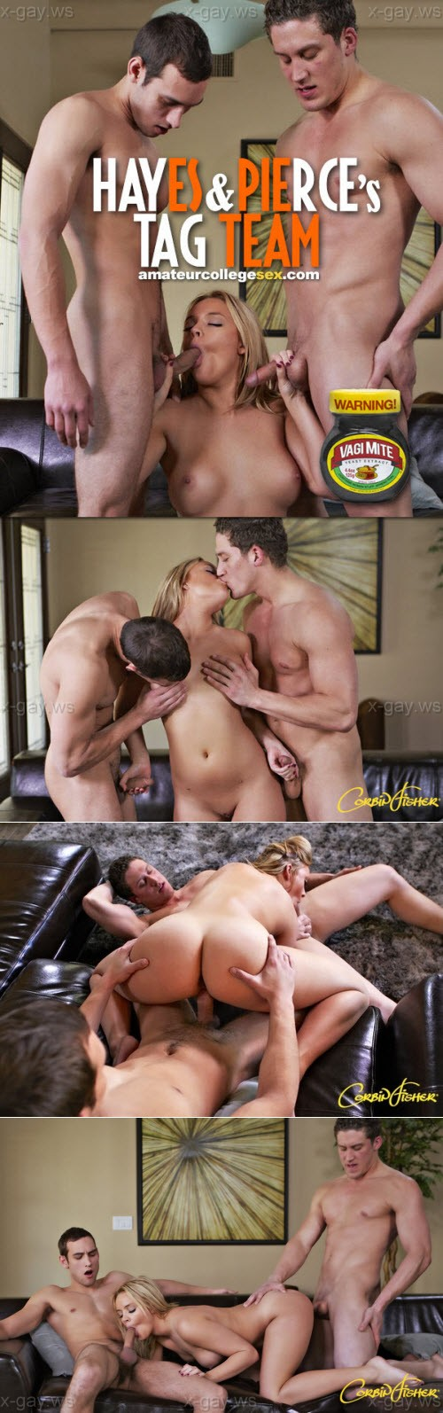 CorbinFisher – Hayes & Pierce's Tag Team, Bareback