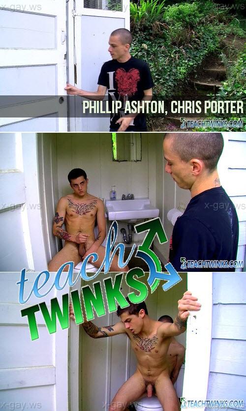 TeachTwinks – Phillip Ashton & Chris Porter