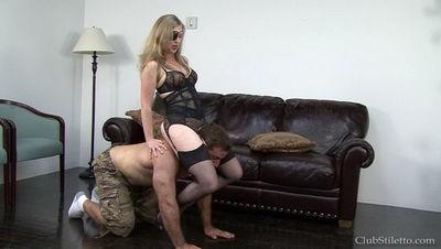 Most Erotic Neck Ride 2