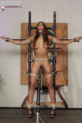 Shackled to Cum