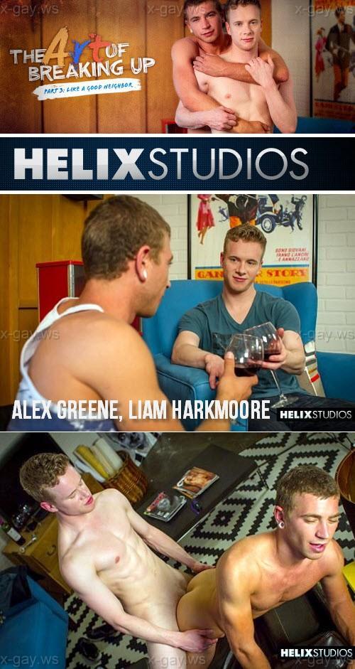 HelixStudios – Alex Greene & Liam Harkmoore