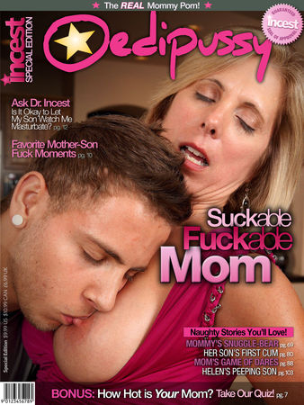 incest magazine special oedipussy bonus free incest