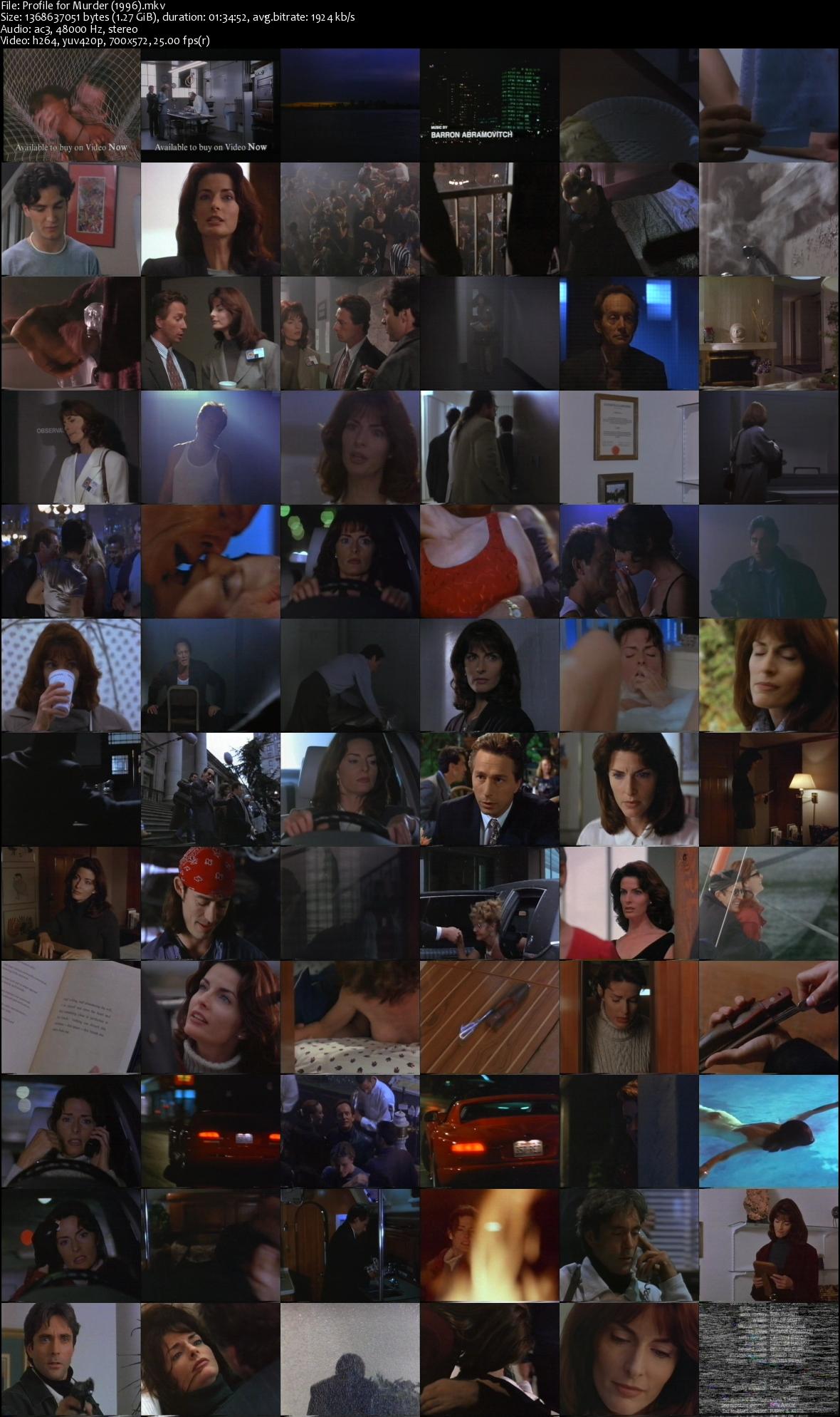 Joan Severance Sex Movies profile for murder (1996) vhsrip [1.27gb]