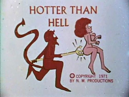 hotter than hell 1971