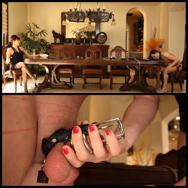 (19.02.2014) The Queen's Retreat: FemDom Reality