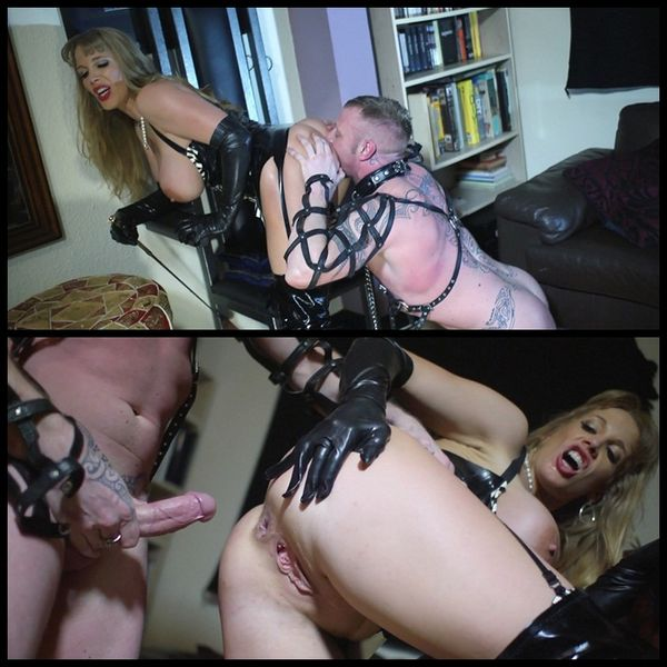 (28.02.2014) Mistress Moore And Her Manservant