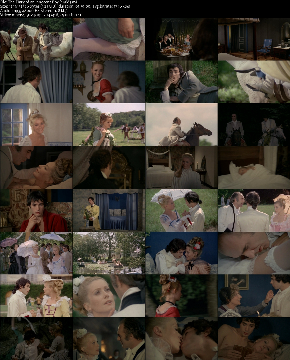 Innocent Sex Scene the diary of an innocent boy (1968) dvdrip [1.21gb] benjamin