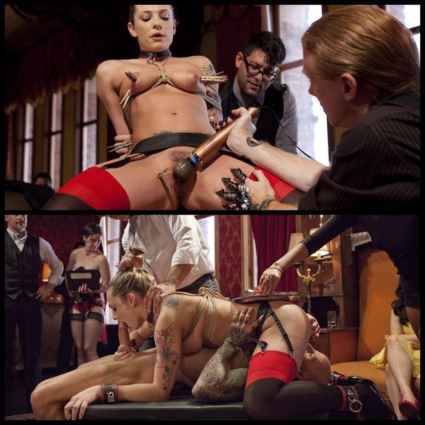 (02.05.2014) Humiliated House Slave Begs for Pleasure and Pain