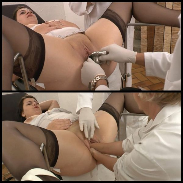 Syrial and Marquise-Syrial a pris rendez-vous chez un gyneco tres competent